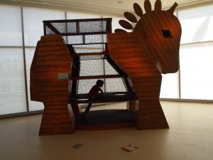 Inside the Trojan Horse