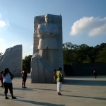 Martin Luther King, Jr Monument
